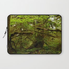 The Opulence Of The Rainforest Laptop Sleeve