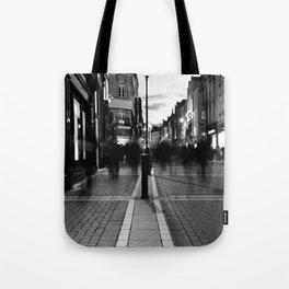 Star Light [Black & White] Tote Bag
