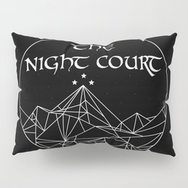 The Night Court Pillow Sham
