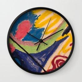Kara - Energy Art Wall Clock