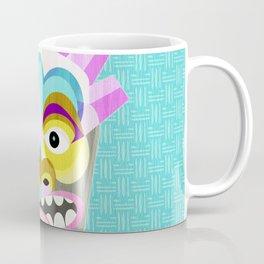 Hawaiian Tiki Aloha Coffee Mug