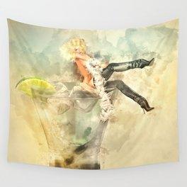 Shaken, not stirred Wall Tapestry