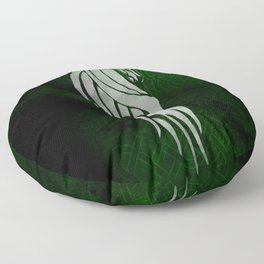 Home Of The Horse Lords Floor Pillow