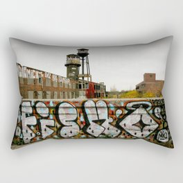 Fish- Eastern Market, Detroit Rectangular Pillow
