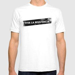 Viva La Resistencia T-shirt
