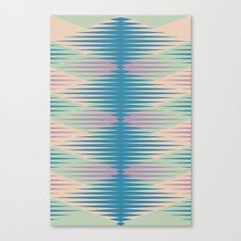 Papercuts XIII Canvas Print