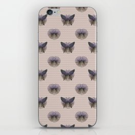 Butterfly 01 iPhone Skin