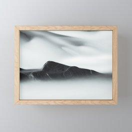 Rapids on Sava river Framed Mini Art Print