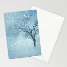 Night fall Stationery Cards