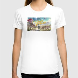 The Outer Worlds T-shirt