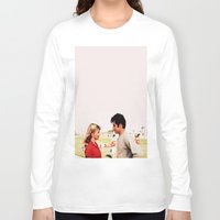 grease Long Sleeve T-shirts featuring GREASE by VAGABOND
