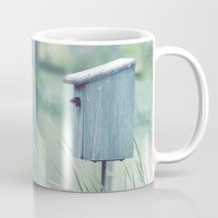 swallow Mugs featuring {Swallow House} by Isabelle Lafrance Photography