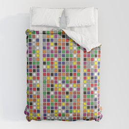 Untitled One Comforters