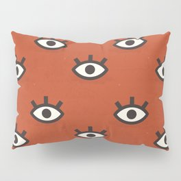 Curious Little Things (Patterns Please) Pillow Sham