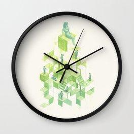 La domesticación Wall Clock