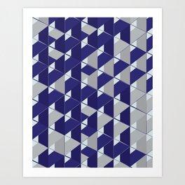 3D Lovely GEO III Art Print