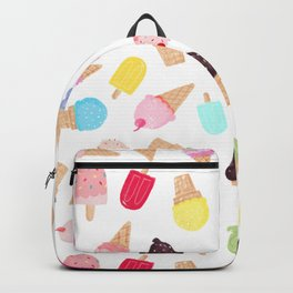 Sweet Ice Cream Treats Backpack