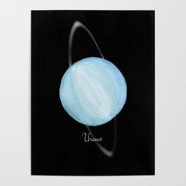 Uranus #2 Poster