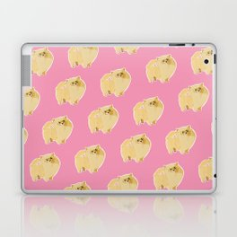Pom Puff Laptop & iPad Skin