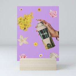 Spring Cleaning Mini Art Print