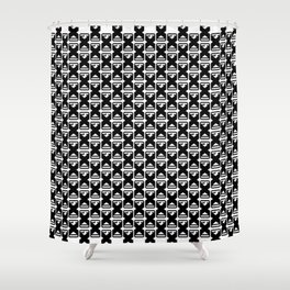 GXD - Good Without God Shower Curtain