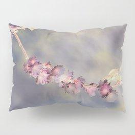 Cherry Blossom Inversion Pillow Sham