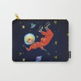 Space Babe Carry-All Pouch