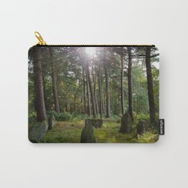 Doll Tor stone circle Carry-All Pouch