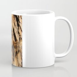 Cave Rock Stone Sharp inside crystal Coffee Mug