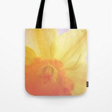 The dream of the yellow flower Tote Bag