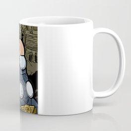 The Mighty Thor, God of Thunder Coffee Mug