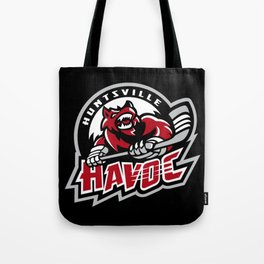 huntsville hockey Tote Bag