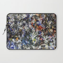 Made by Hand (oil on canvas) Laptop Sleeve