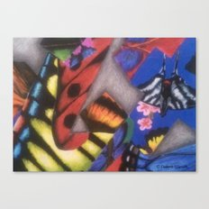 ButterFlys Canvas Print
