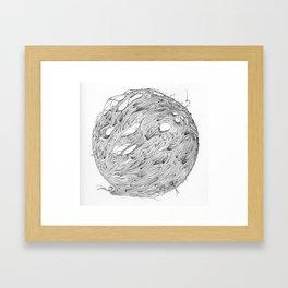 rootSphere Framed Art Print