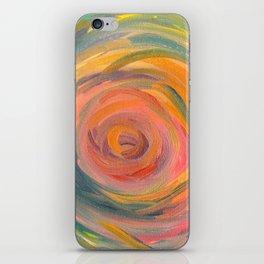 Swirl Abstract  iPhone Skin