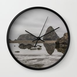 Whaleshead Beach Wall Clock