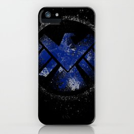 Avengers - SHIELD iPhone Case