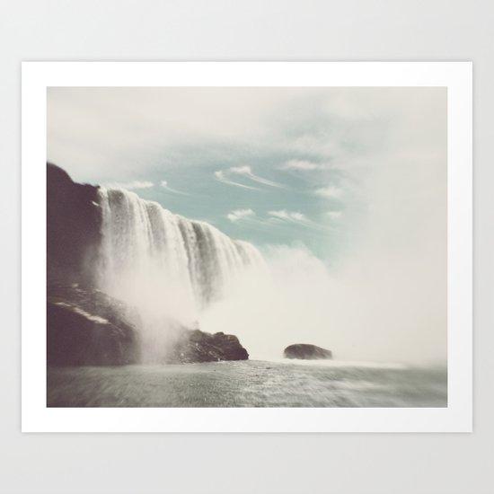 Niagara Art Print