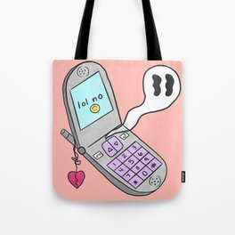 Ghosted Tote Bag