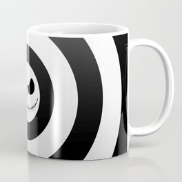 Jack Skellington Nightmare Before Christmas Coffee Mug