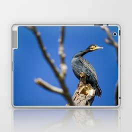 European shag - From the series 'Fly me to the Moon...' Laptop & iPad Skin