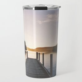 Lake Mapourika Travel Mug