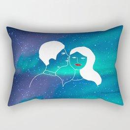 Love is infinite Rectangular Pillow