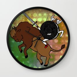 Oreo Squad Wall Clock