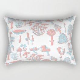 Fun With Fungi Rectangular Pillow