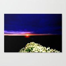 Endeavour Bay Canvas Print