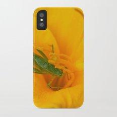 Summer Visitor Slim Case iPhone X