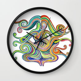 Flowrence Wall Clock