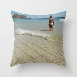 Look Out Point Throw Pillow